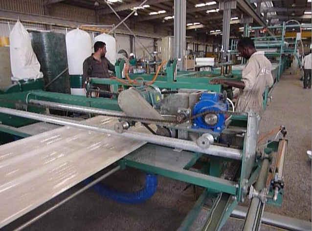 热博体育app下载胶衣板材生产线